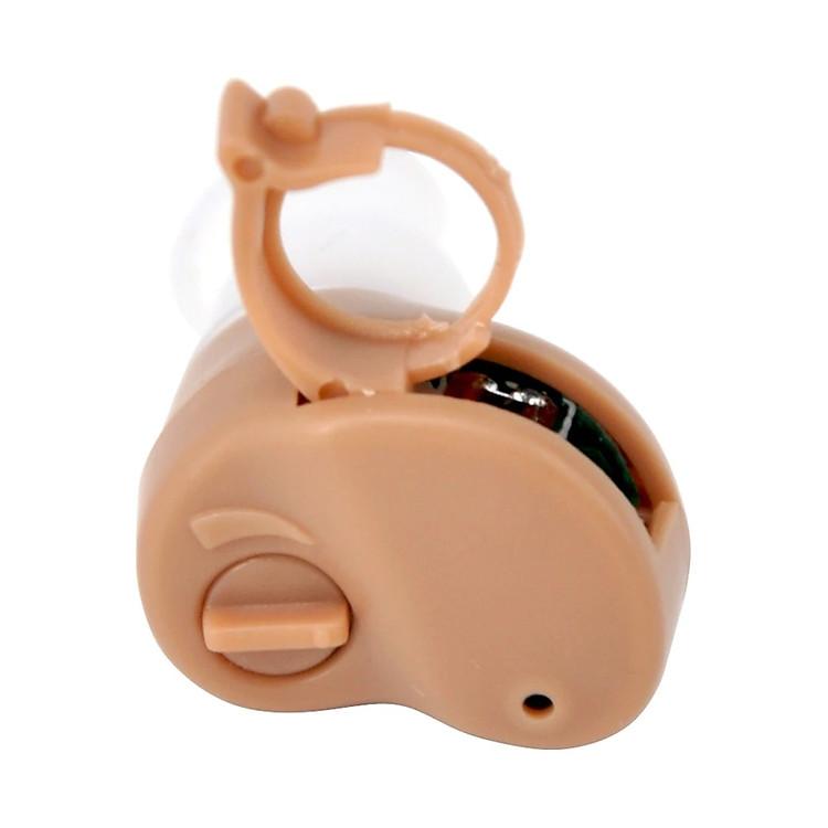 Bộ 2 máy trợ thính không dây K-80 đeo 2 bên tai cho người điếc nặng