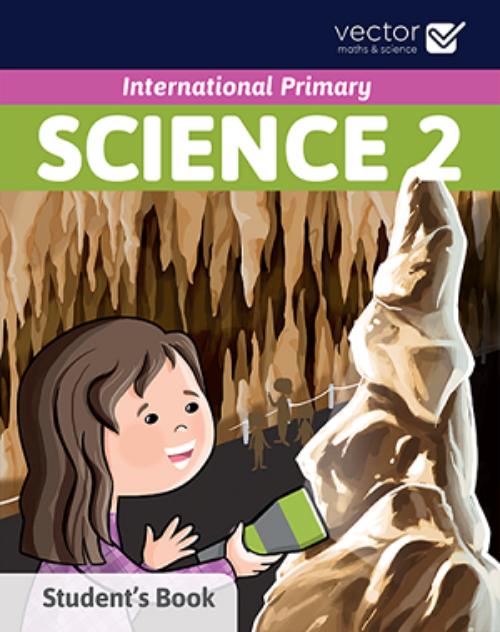 Vector: Sách hệ Cambrige - Học khoa học bằng tiếng Anh - Science 2 Student's Book