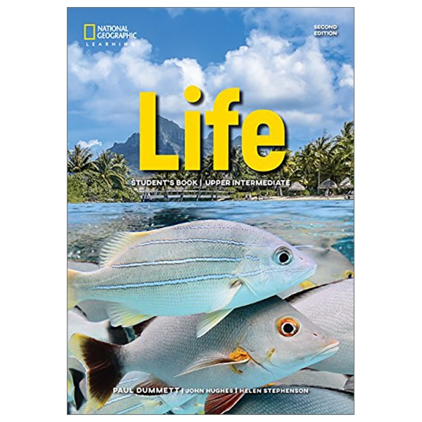 Life Upper-Intermediate Student's Book with App Code (Life, Second Edition (British English))