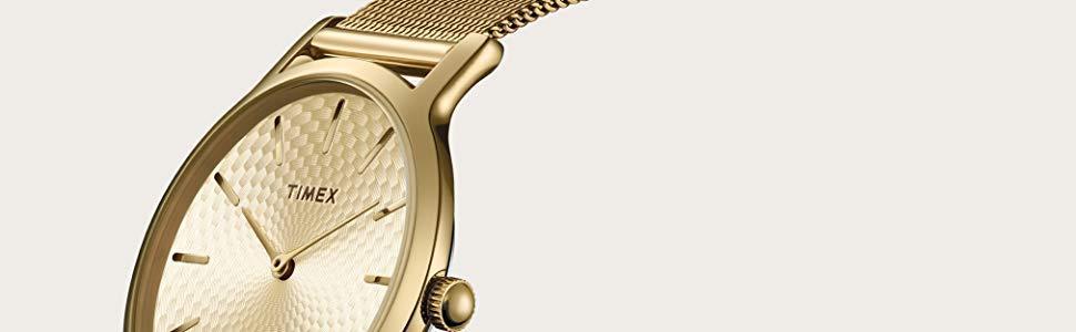 Timex Women s Metropolitan 34mm Watch 5