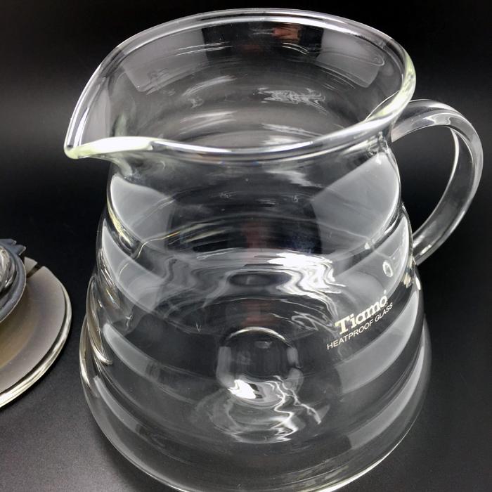 Bình đựng cà phê TIAMO V60 600ml
