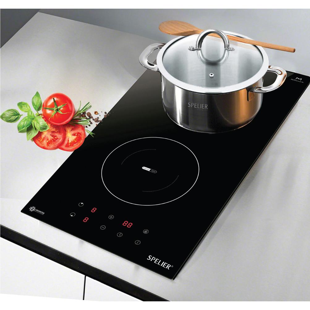 Bếp từ Spelier SPM-660I - Hàng Chính Hãng