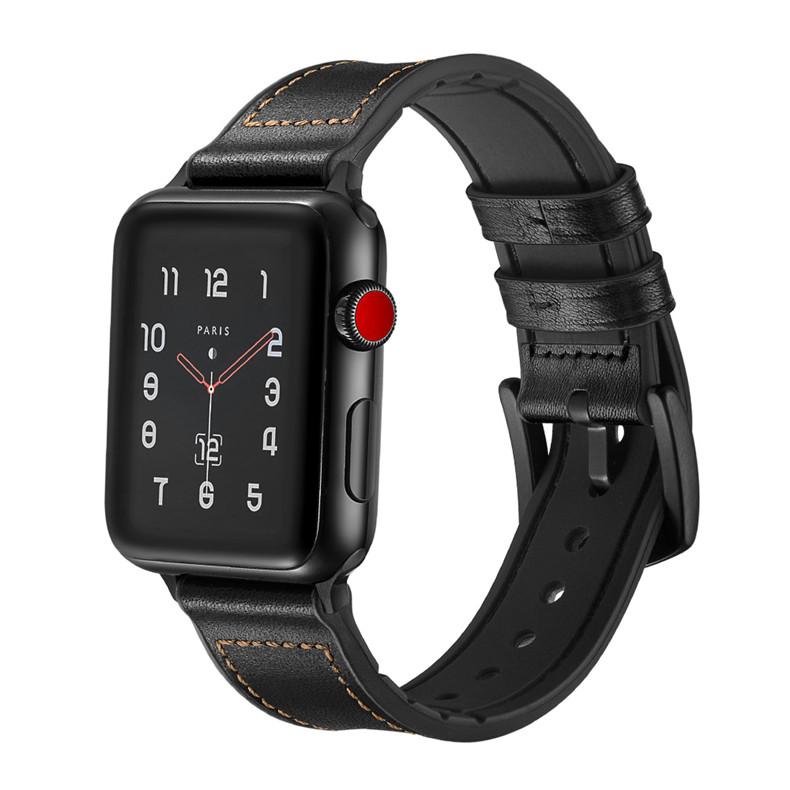 Dây Da Hybrid dành cho Apple Watch Size 42/44mm