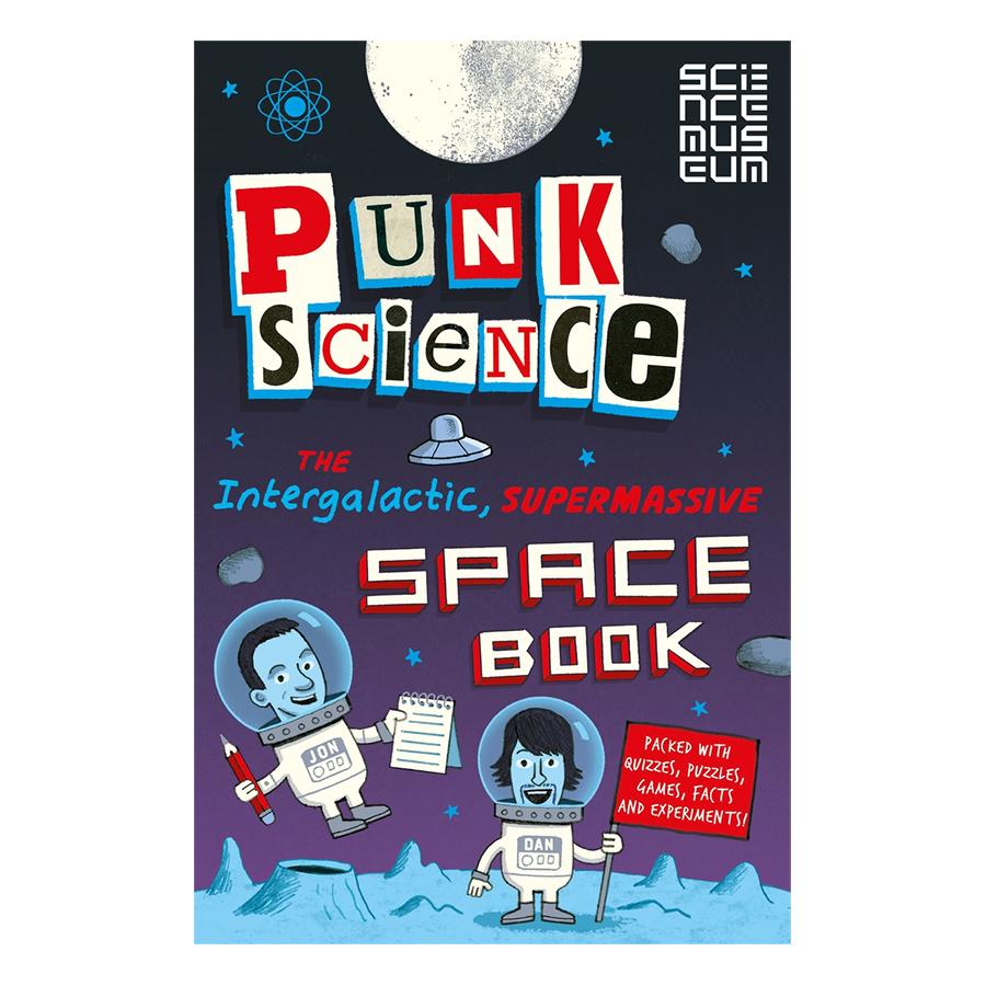 Punk Science: Intergalactic Supermassive Space Book