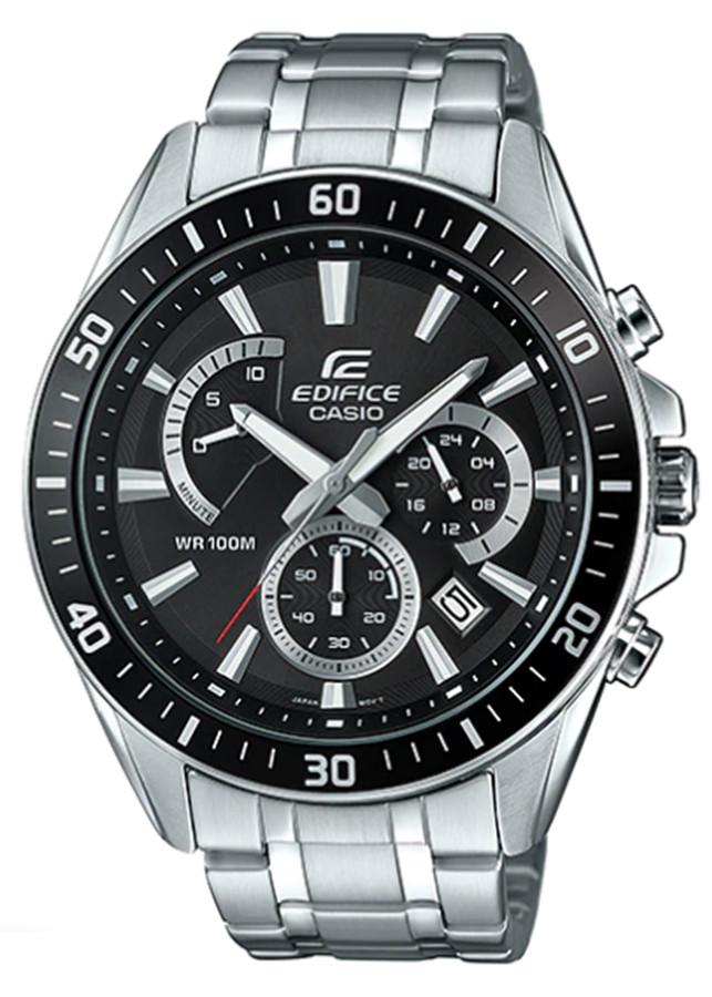 Đồng hồ nam dây kim loại Casio EDIFICE EFR-552D-1AVUDF