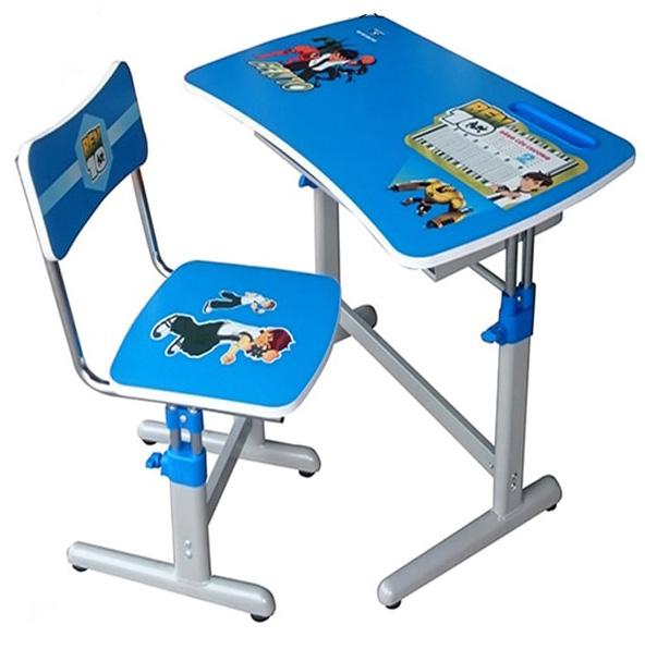 Bàn ghế học sinh BHS20-3 dùng cho học sinh cấp 1, cấp 2