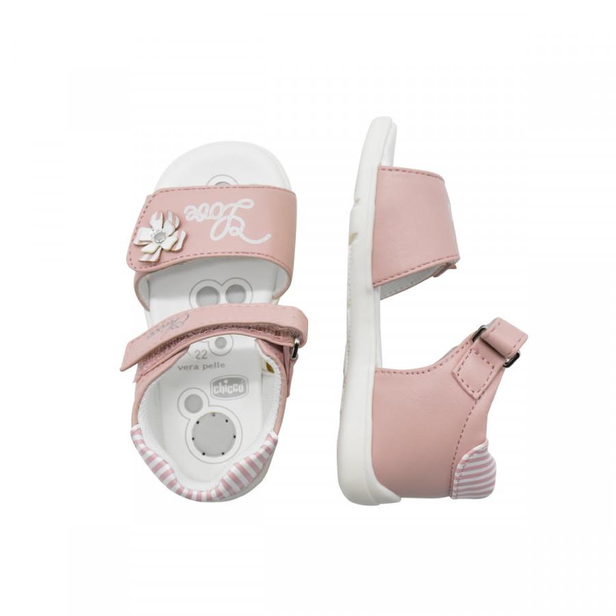 Sandal mát-xa chân cho bé Love Pinky Chicco