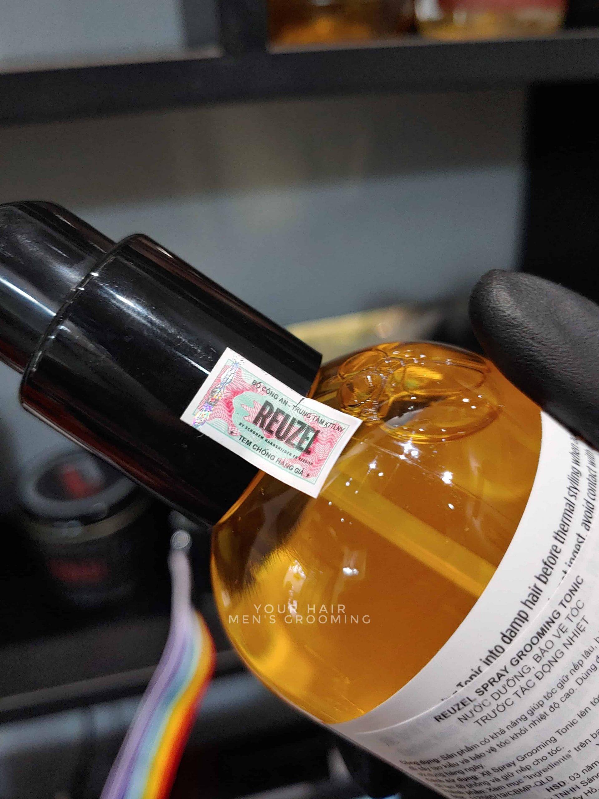 Xịt Tạo Phồng Reuzel Grooming Tonic Spray 355ml - Hàng chính hãng