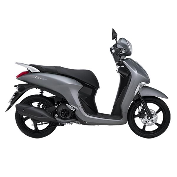 Xe Máy Yamaha Janus Bản Đặc Biệt 2019 - Bạc Nhám
