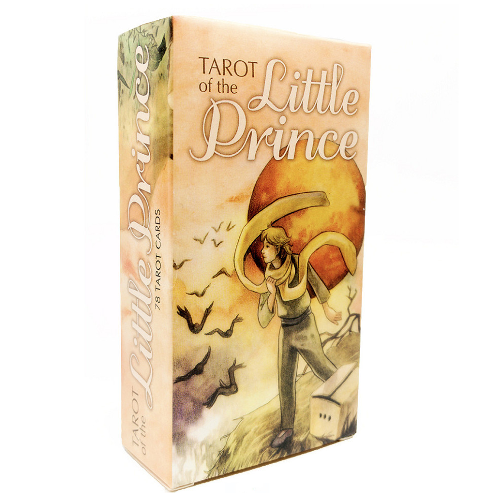 Bộ Bài Bói Tarot of the Little Prince Đẹp New