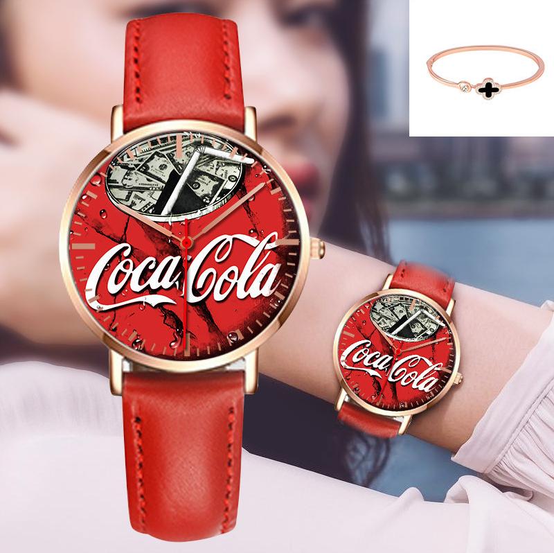 Đồng hồ nữ ( Tặng lắc tay )
