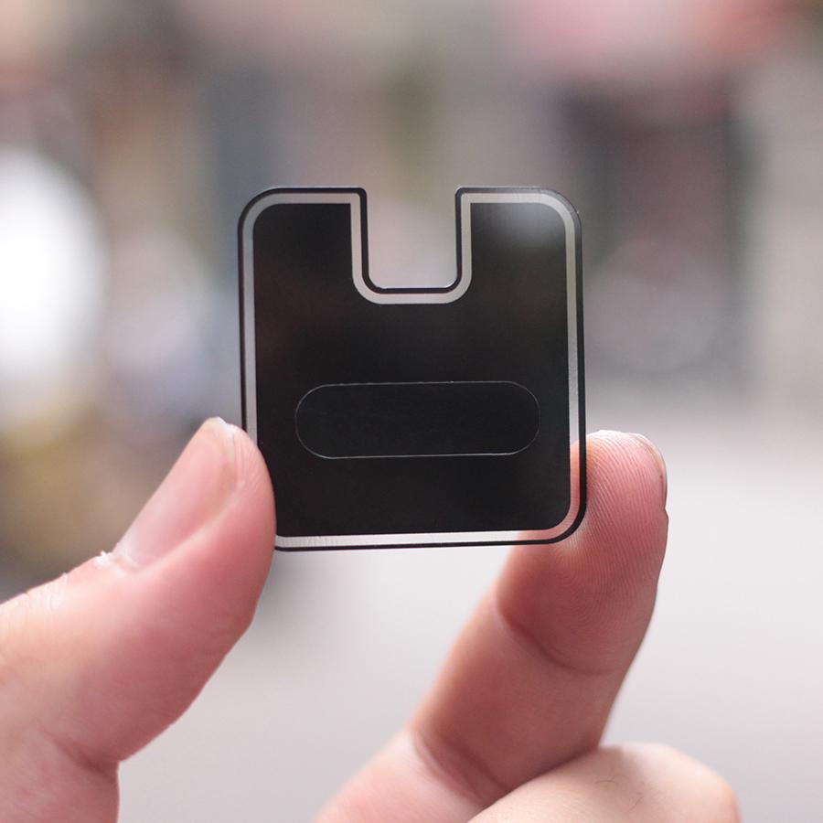 Kính Cường lực dành cho Camera Dành Cho Xiaomi Mi 9 Lite- Handtown - Hàng Chính Hãng