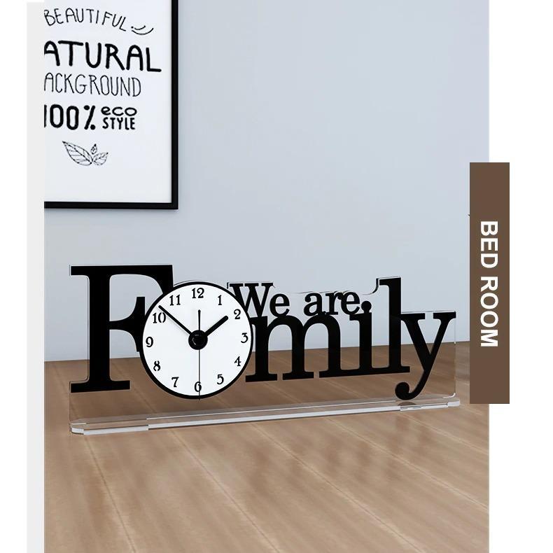 Đồng hồ để bàn cao cấp FAMILY CL039