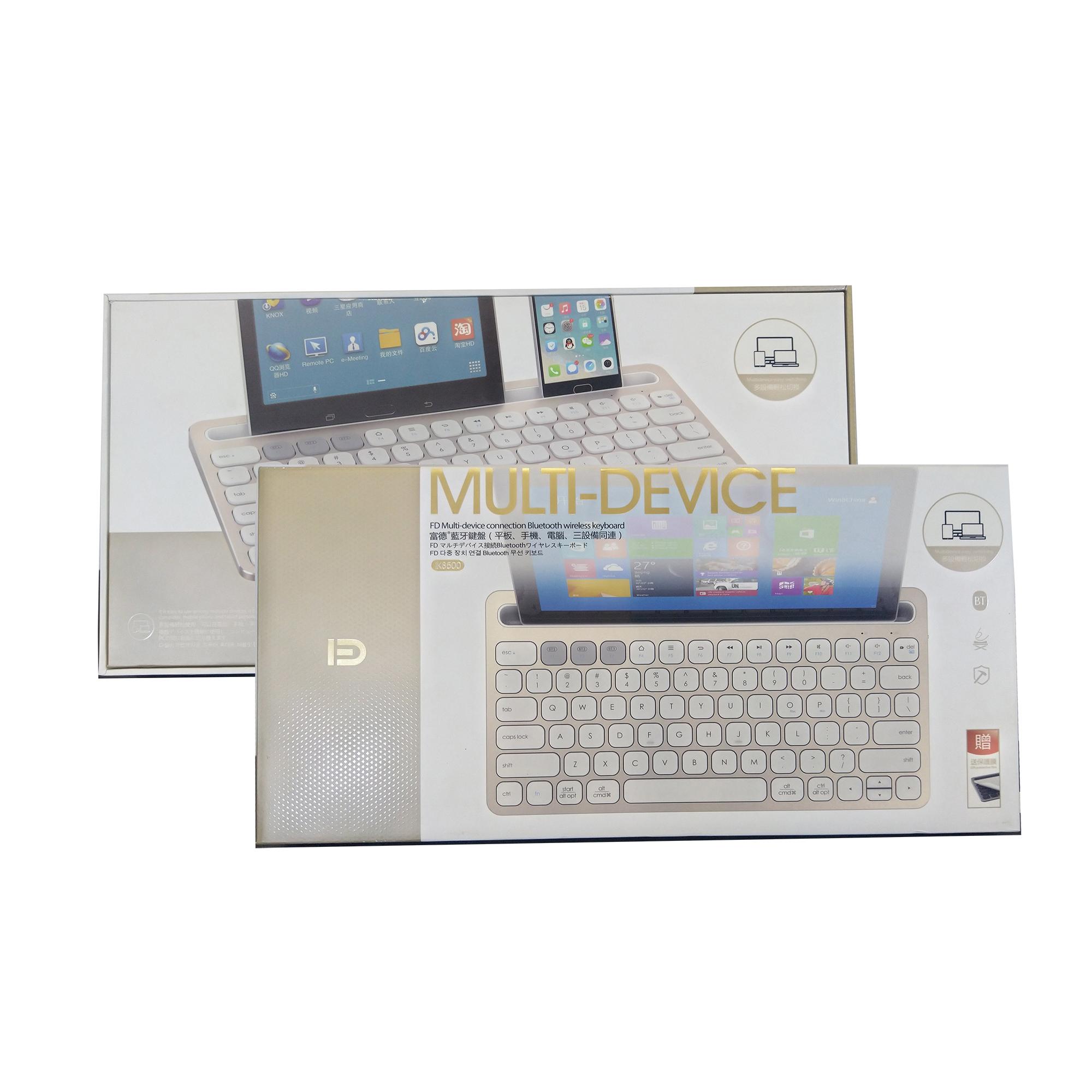 Bàn Phím Bluetooth Forder FD iK8500 - (Keyborad Bluetooth FD - iK8500) - Hàng Chính Hãng