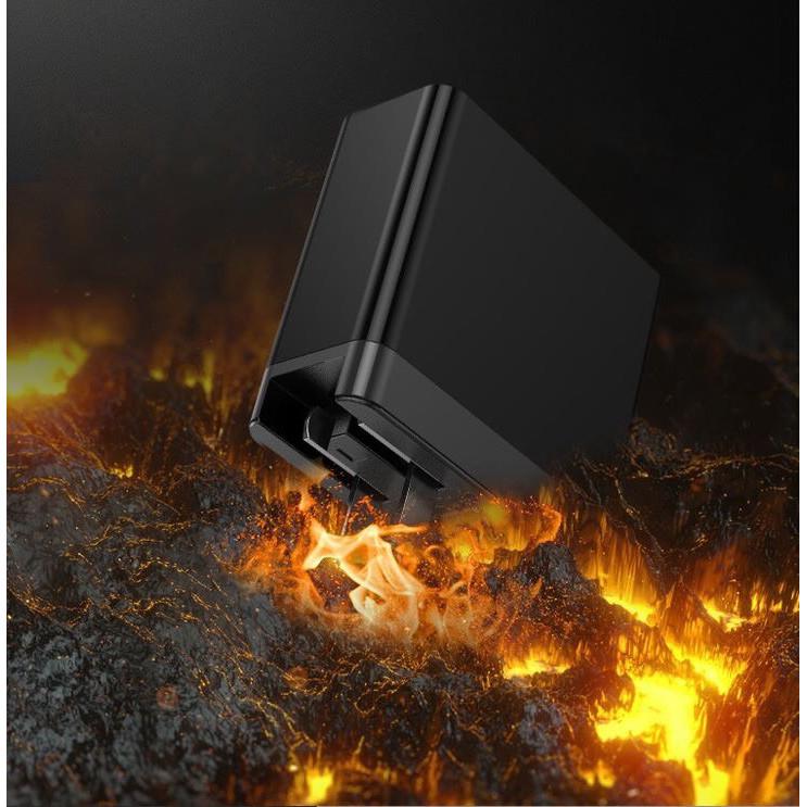 Sạc điện thoại  Pisen Quick USB Wall ( QC 36W/PD 45 W) - Hàng chính hãng