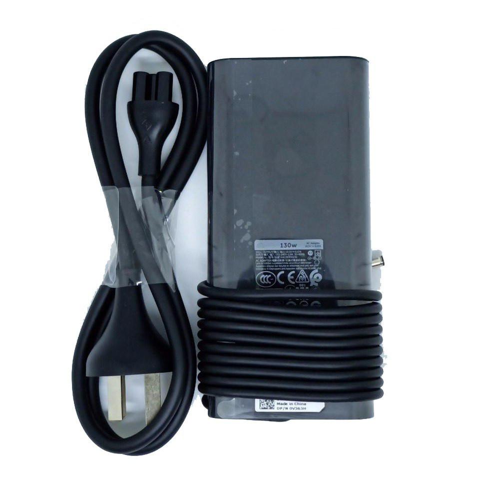 Sạc Adapter dành cho laptop Dell 130w(19.5V-6.67A)