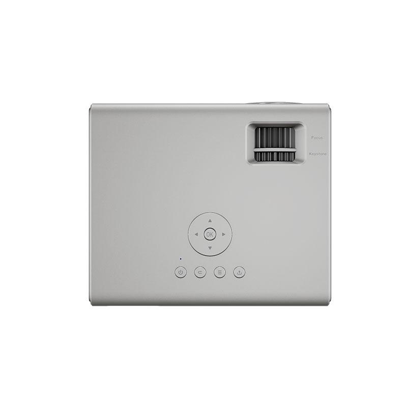 Máy chiếu Rigal RD- 825 có wifi, bluetooth tích hợp loa 1080P sắc nét và sống động ( hàng nhập khẩu cao cấp)