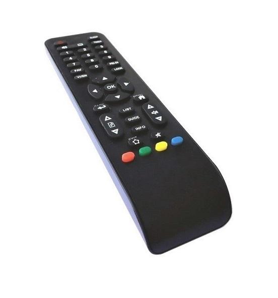 Remote Điều Khiển Dành Cho Đầu Thu Truyền Hình Số K+ (Kèm Pin AAA Maxell)
