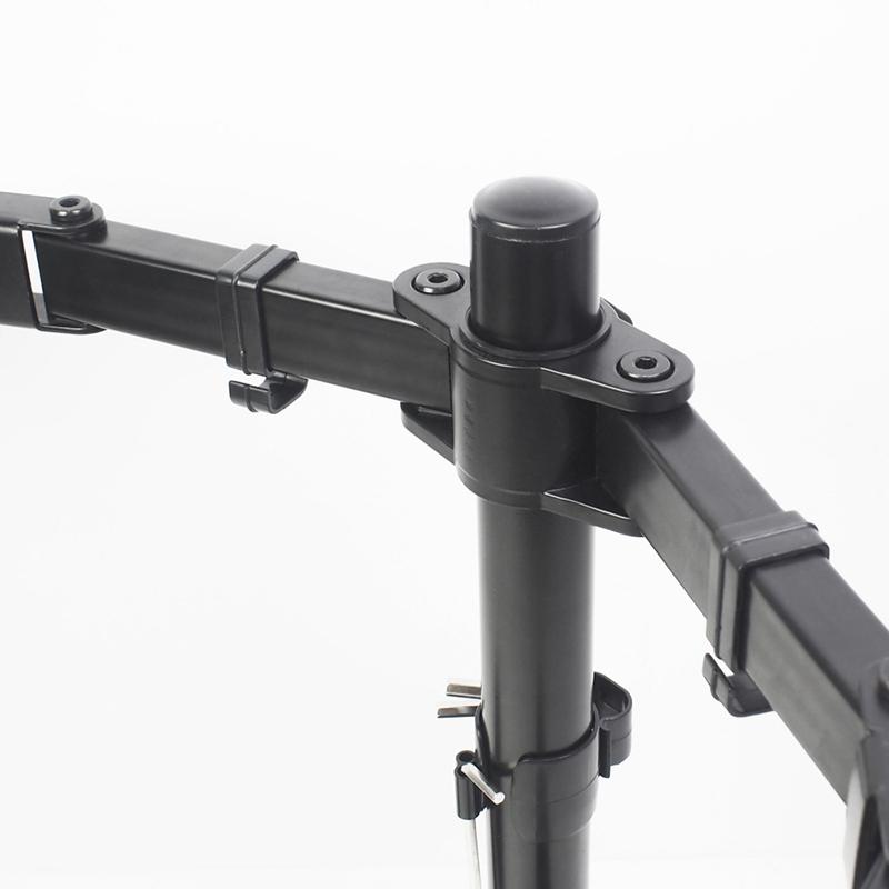 Giá đỡ 2 màn hình Máy Tính Để Bàn cho màn Hình 10-27 inch