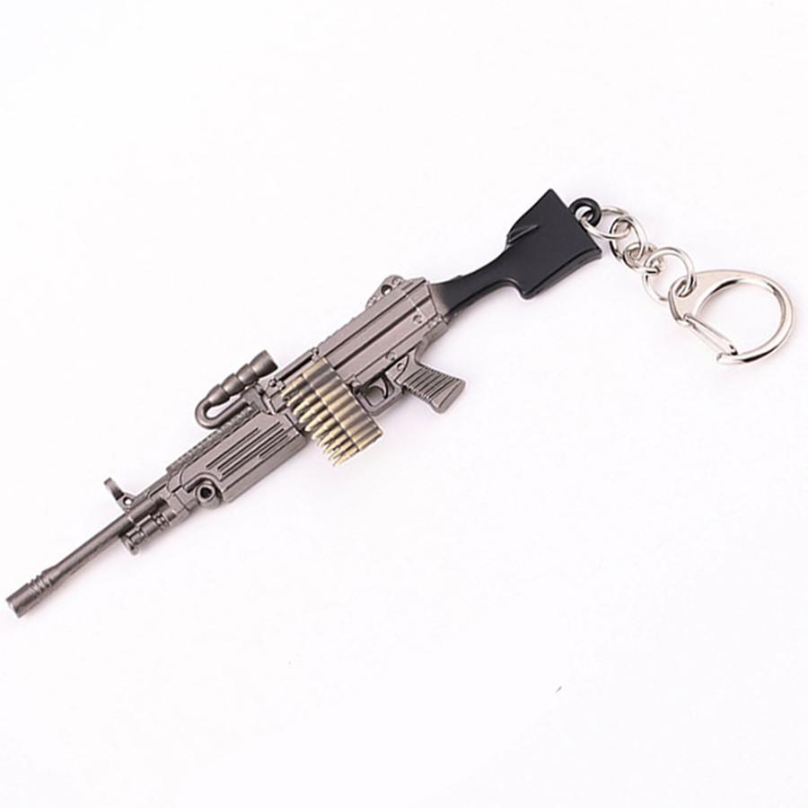 Móc khóa mô hình trong Game PUBG mẫu M249