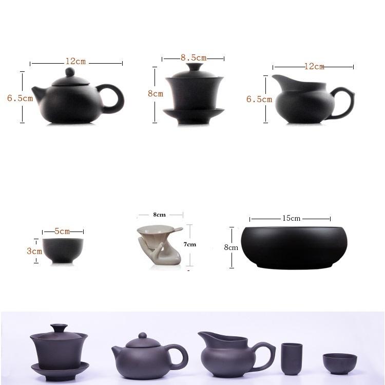 Bộ Bình trà 30 món BKTea7979
