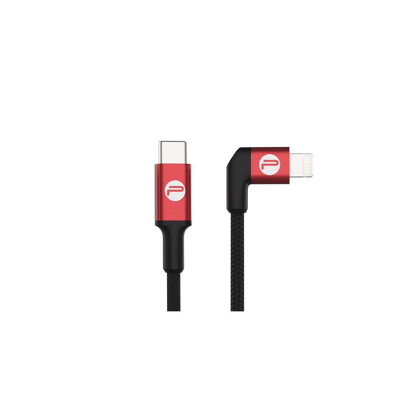 Cáp kết nối OTG – PGYtech Type C to lightning cable 65cm - chân lightning - hàng chính hãng