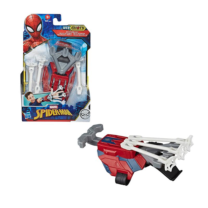 Đồ Chơi Mô Hình SPIDERMAN Trang Bị Spider Man Phóng Tơ Huyền Thoại E8733/E8361