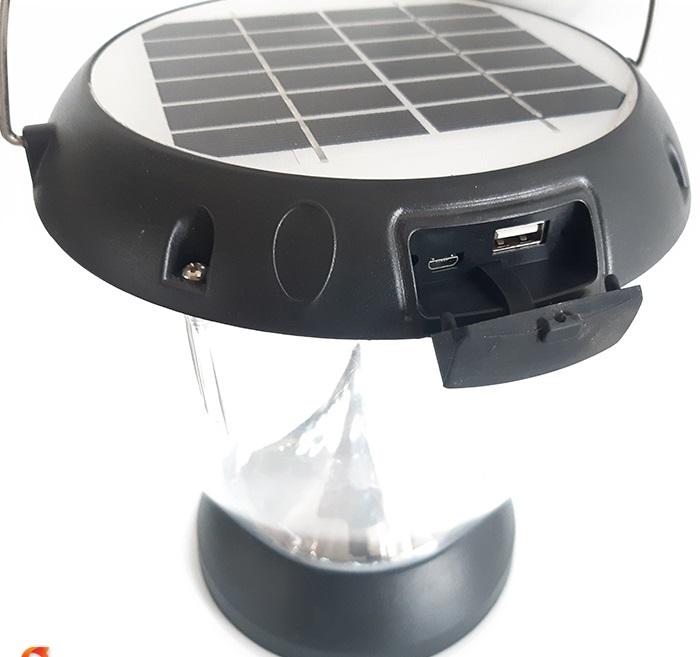 Đèn xách tay năng lượng mặt trời GIVASOLAR GV-HL262