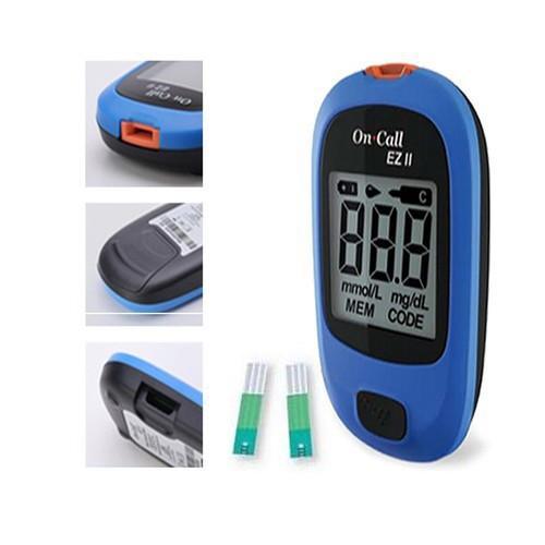 Máy đo đường huyết Acon On Call EZ II kèm que thử