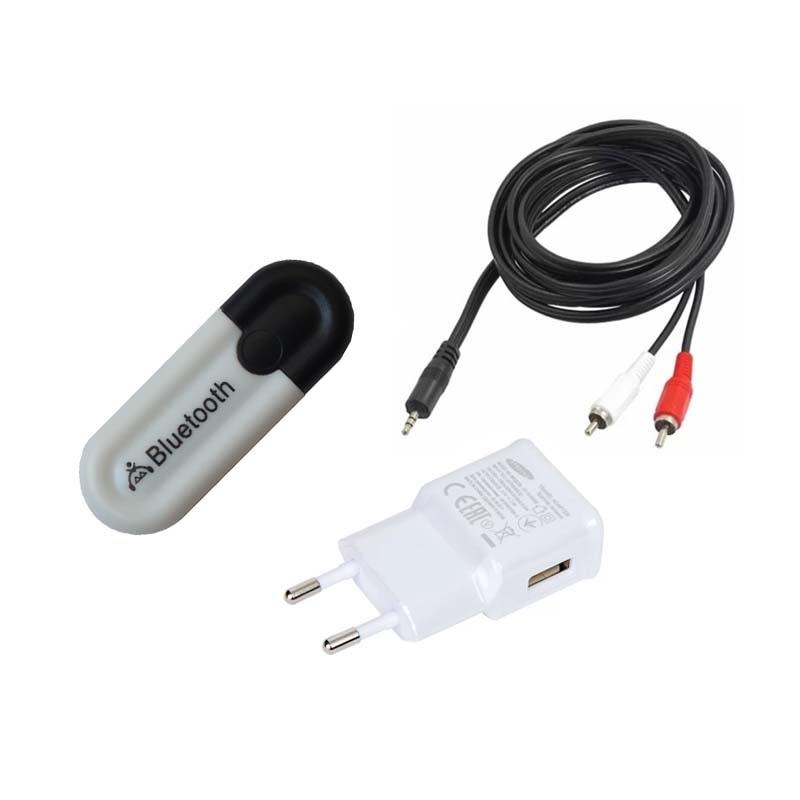 Bộ thu Bluetooth HJX-001 dành cho loa, amply, phiên bản nâng cấp  Bluetooth 5.0