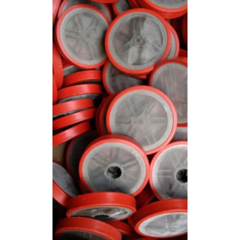 Bộ 01 dây hút và 01 lọc rác của máy rửa xe chạy dây cudoa NK48 - Máy rửa xe chạy động cơ 2.2 kw