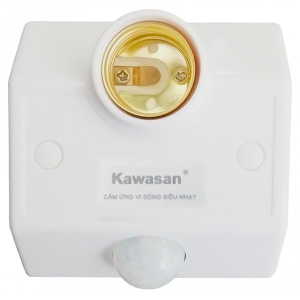 Đui đèn cảm ứng vi sóng Kawasan KW-RS686