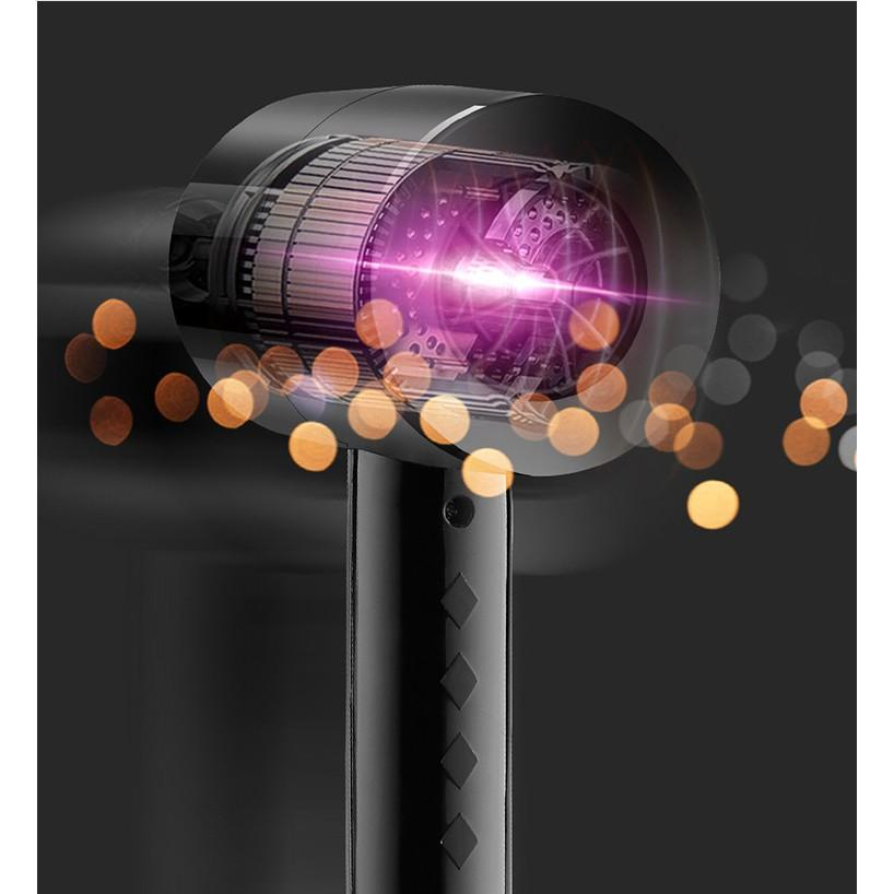 Máy sấy tóc 3 Cấp Độ Công suất 1200W cam kết máy chạy bền