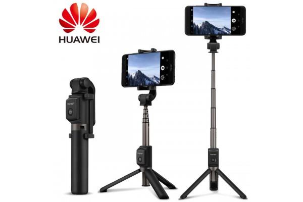 Huawei AF15 Tripod Selfie Stick 600x400 - Gậy chụp hình Selfie Tripod Huawei 360 độ AF15