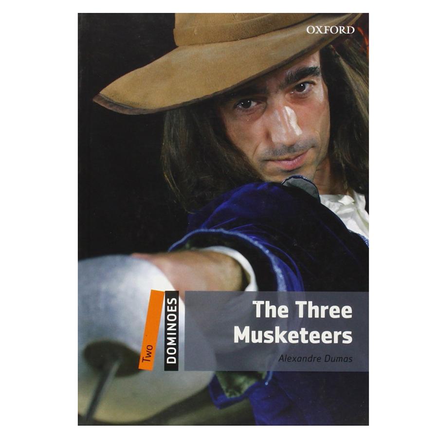 Dominoes (2 Ed.) 2: The Three Musketeers - 9780194248877,62_23885,314000,tiki.vn,Dominoes-2-Ed.-2-The-Three-Musketeers-62_23885,Dominoes (2 Ed.) 2: The Three Musketeers
