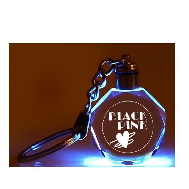 Blackpink móc khóa phát sáng nhiều màu Blink