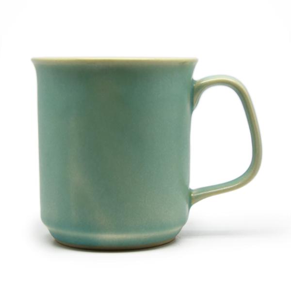 Cốc cà phê lớn  Đông Gia -xanh ngọc celadon 32