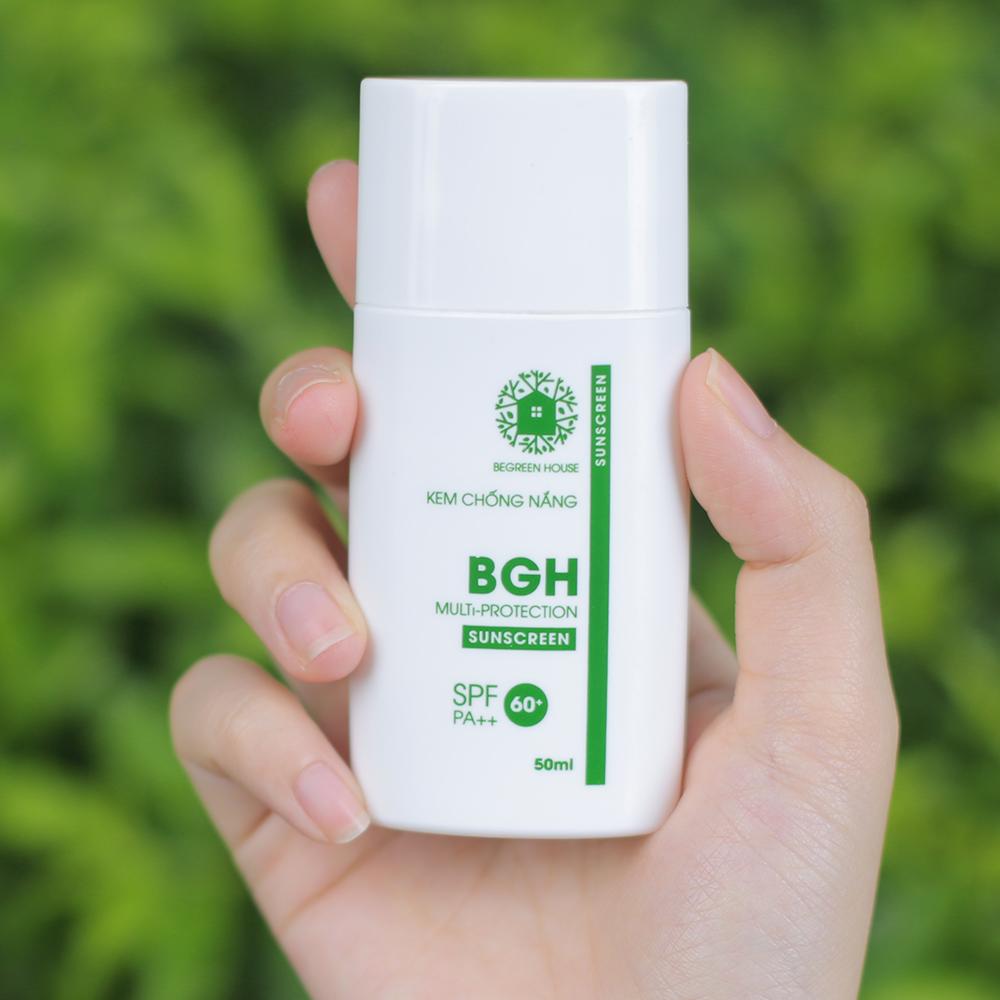 Kem chống nắng BeGreen House (50ml)