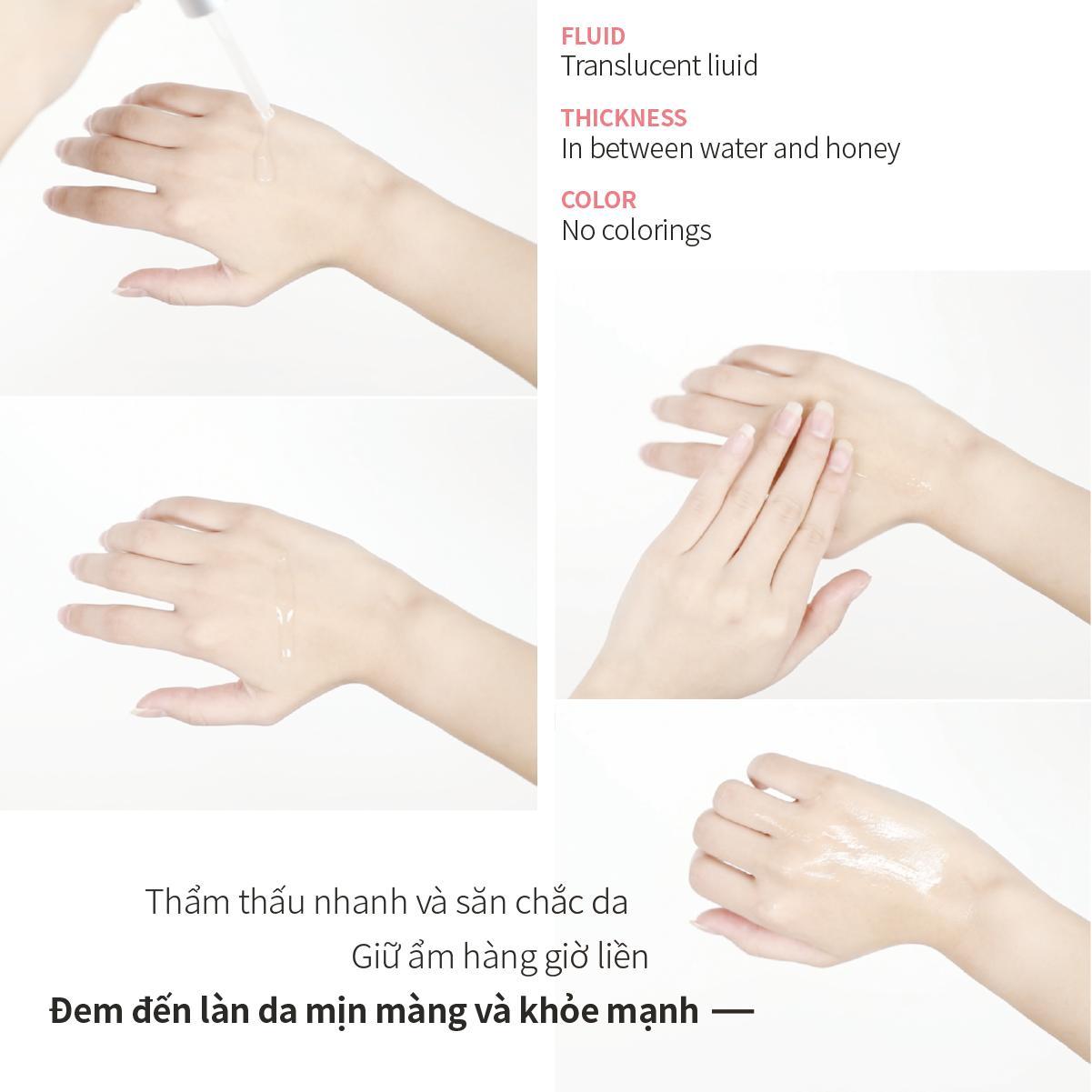 Tinh Chất Dưỡng Ẩm Chống Lão Hóa - Young &be Facial Synergy Ampoule