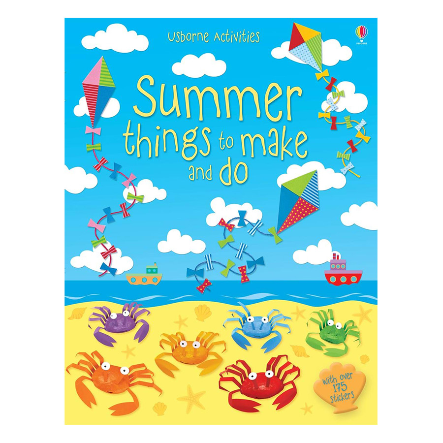 Usborne Summer things to make and do
