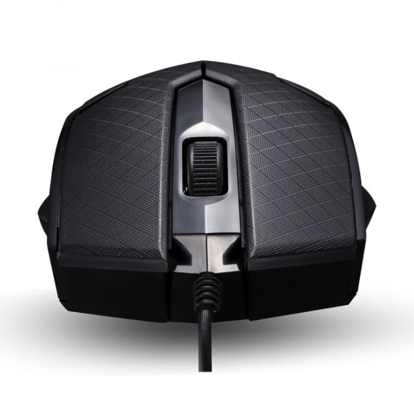 Bộ 2 Chuột Chơi Game Limeide L316 Gaming Mouse 1000DPI (Đen) - Hàng Chính Hãng
