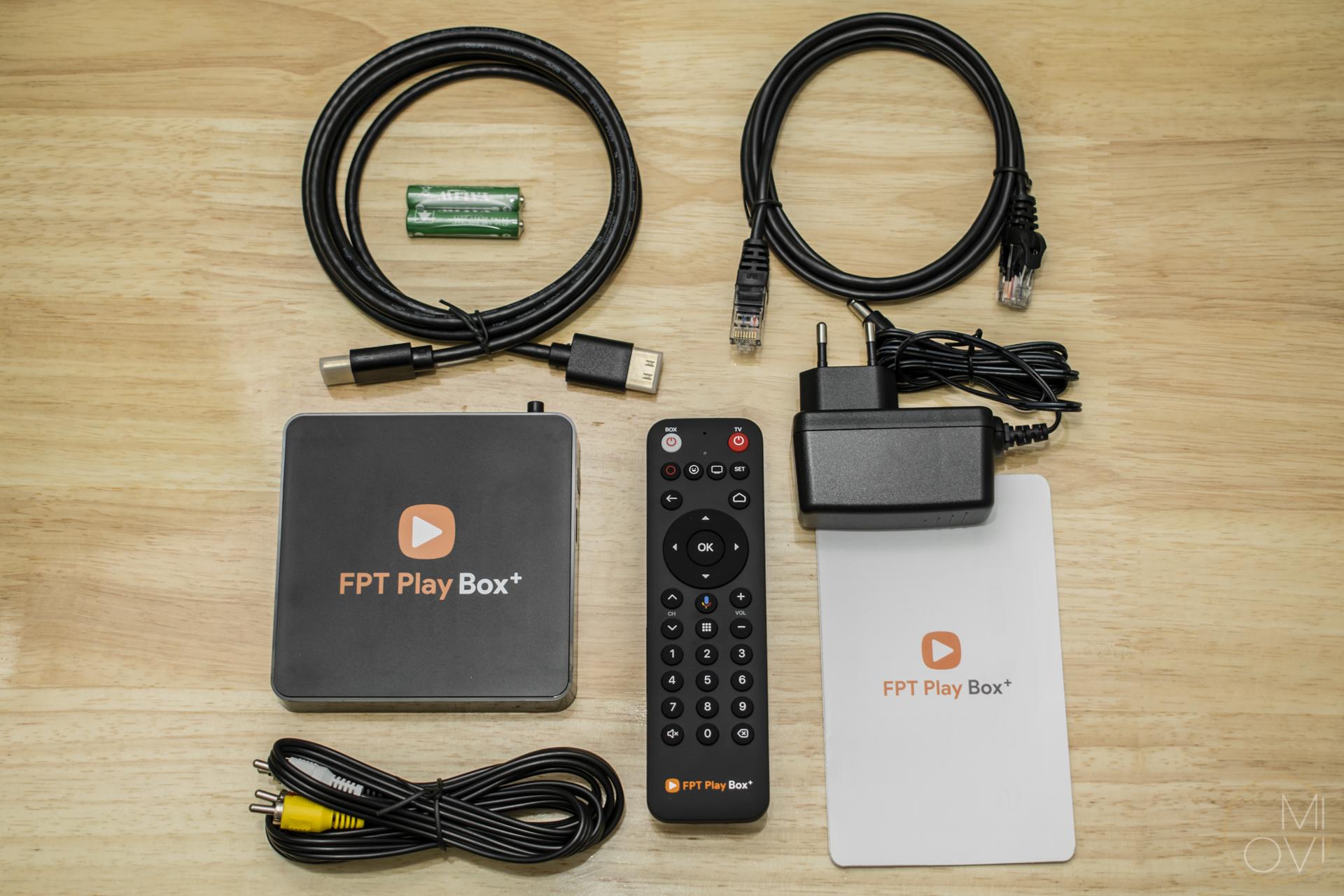 FPT Play Box 2019 - S400 - Xem không giới hạn - Hàng chính hãng
