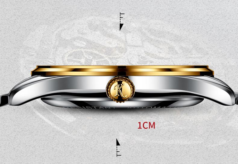 Đồng hồ nam chính hãng KASSAW K856-1