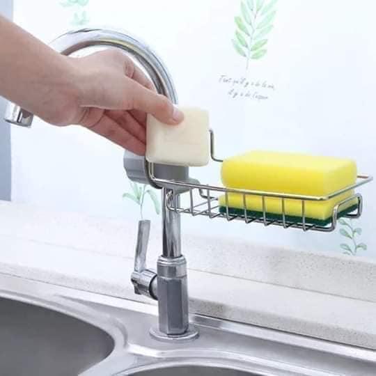 Kệ inox để đồ rửa bát