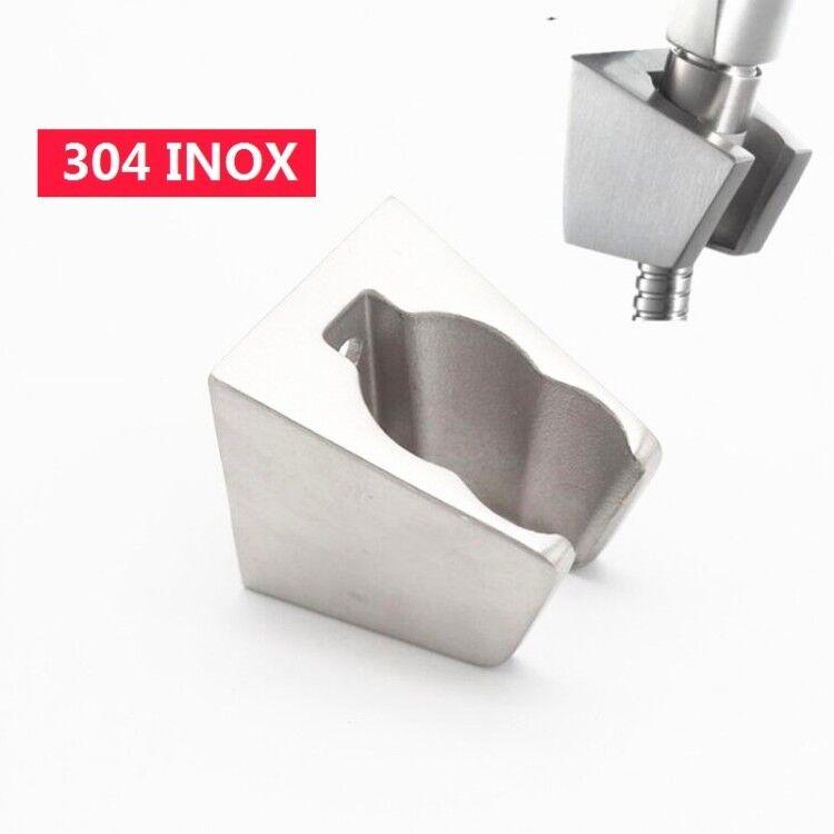 Bộ củ sen tắm nóng lạnh bồn tắm inox 304 gồm ( củ sen tắm, vòi sen inox, giá đỡ vòi sen inox, dây sen inox)