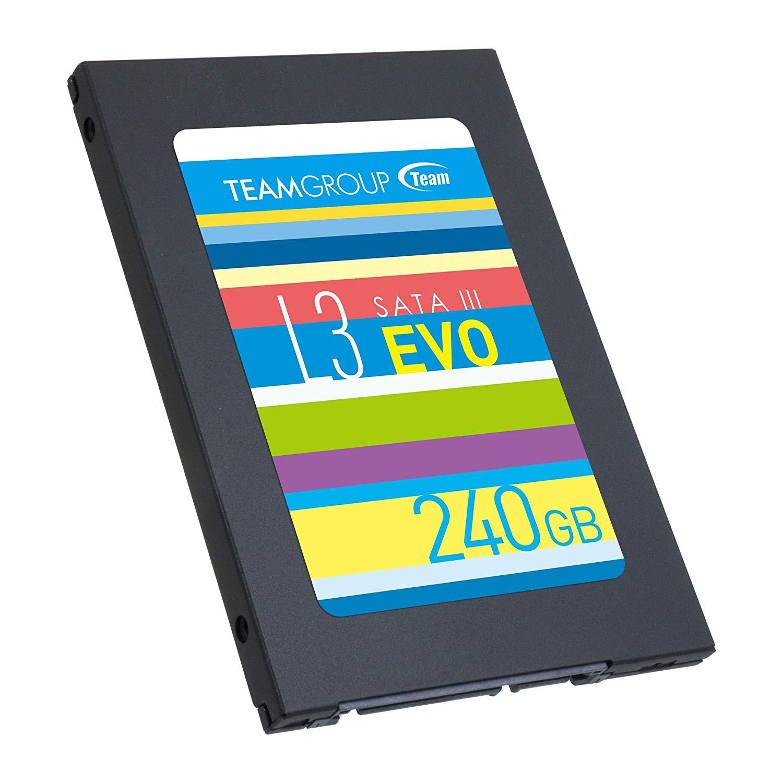 """Ổ CỨNG SSD Team L3 LITE EVO 2.5"""" 240GB - Hàng Chính Hãng - Ổ cứng ..."""