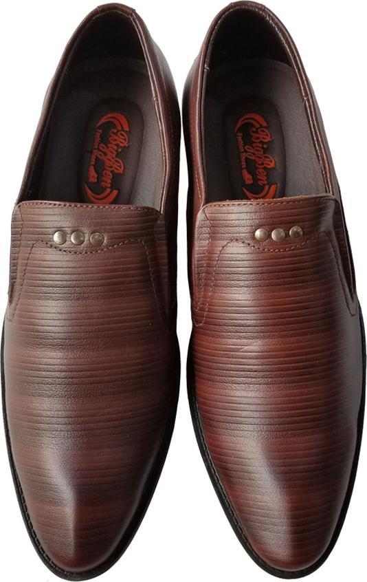 Giày Tây Nam Da Bò BIGGBEN Cao Cấp GT168