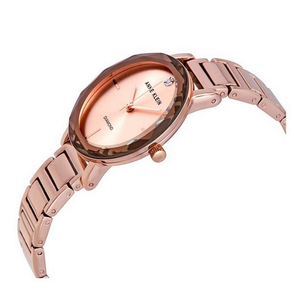 Đồng hồ Nữ Anne Klein 3278RGRG Rose Gold-tone 32mm