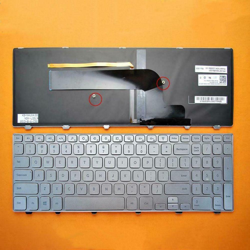 Bàn phím thay thế cho laptop Dell Inspiron 15-7000 series, Dell 7537, N7537
