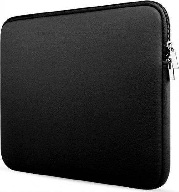 Túi Chống Sốc Dành Cho Macbook Laptop Cao Cấp Thành Nam- Màu Đen Size 15,6 inch